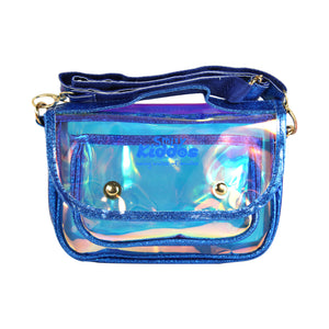Fancy Transparent Sling Bag