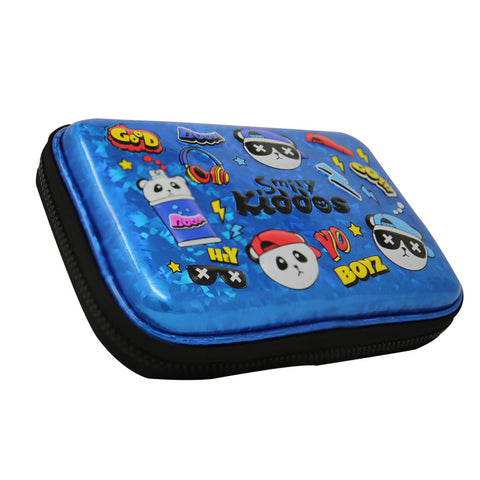 Image of Smily Sparkle Pencil Case Hip Hop Panda Theme