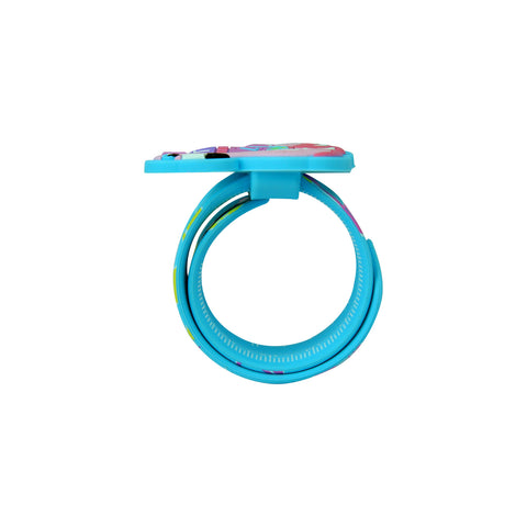 Image of Fancy Scented Slapband Light Blue