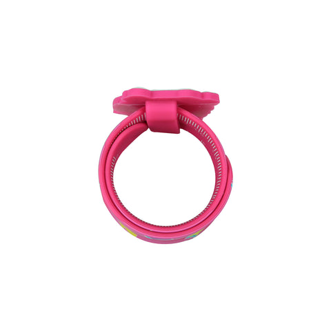 Image of Fancy Scented Slapband Pink