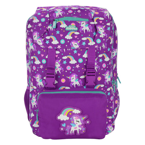 Image of Smily Fancy Backpack Purple