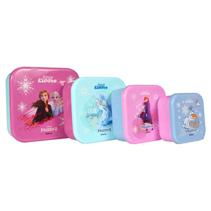 Frozen2 4 in 1 Multi Purpose Container Set Lunch Box