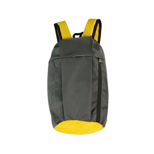 Casual Unisex Backpack Grey