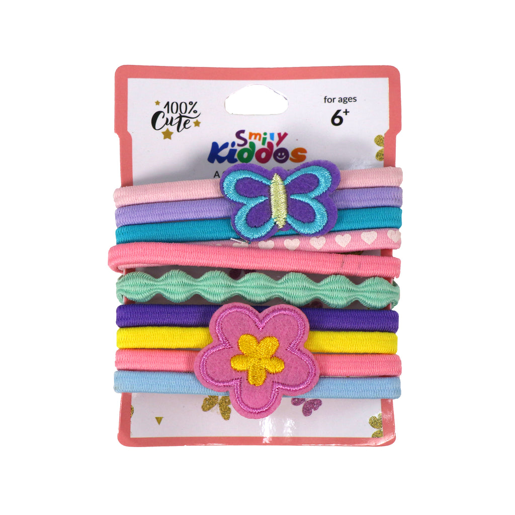 Hair tie set -spring season collection
