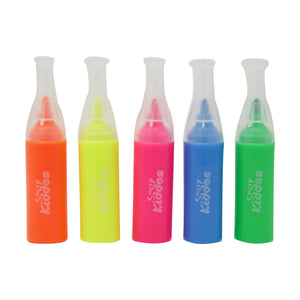 Scented Highlighter ( Set Of 5 Colors)