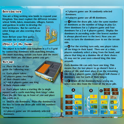 Image of Kingdomino
