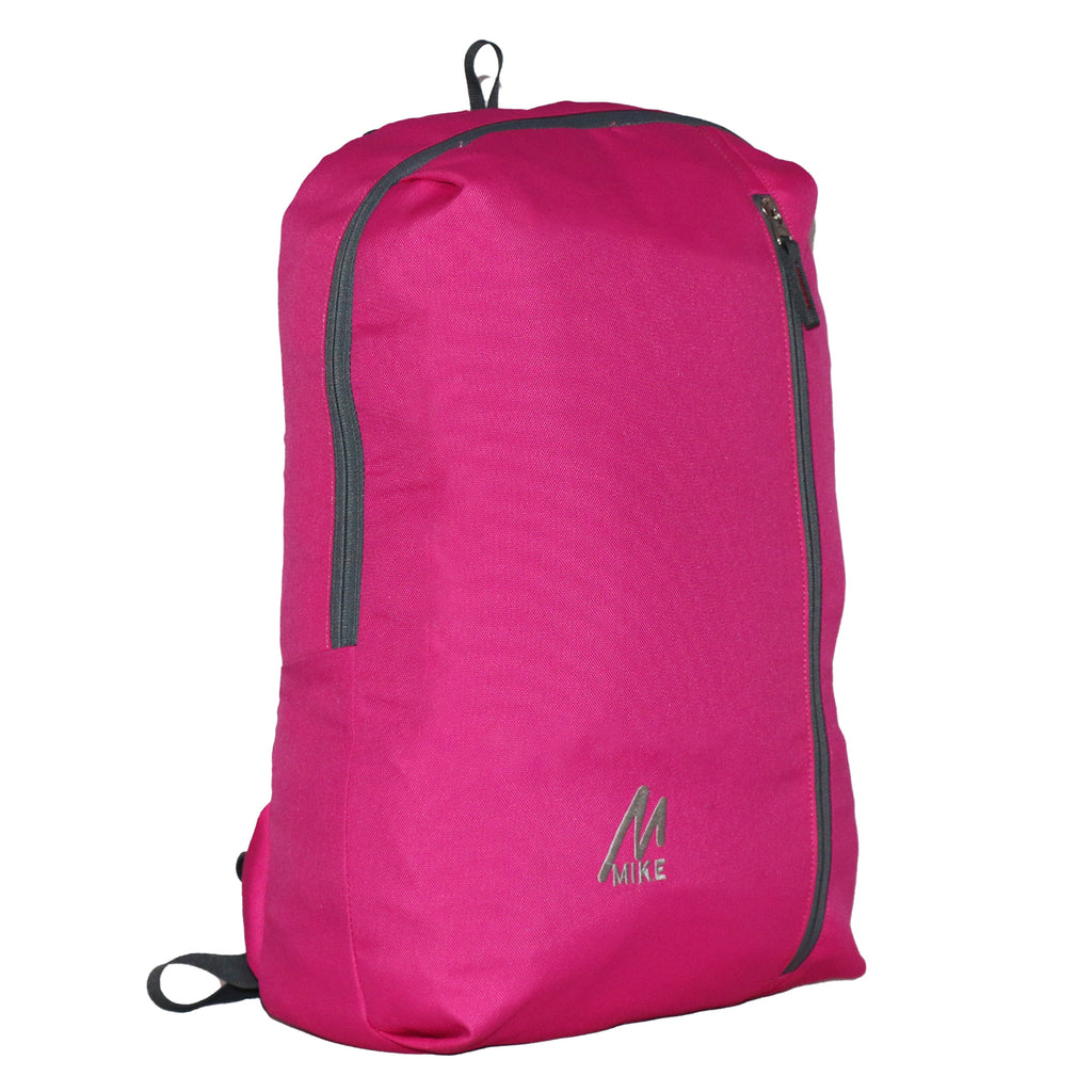 Mike City Backpack - Dark Pink