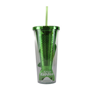 Smily Water Cup Green