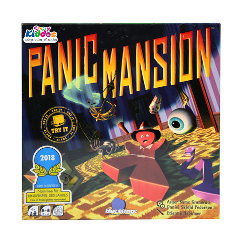 Image of Panic Mansion