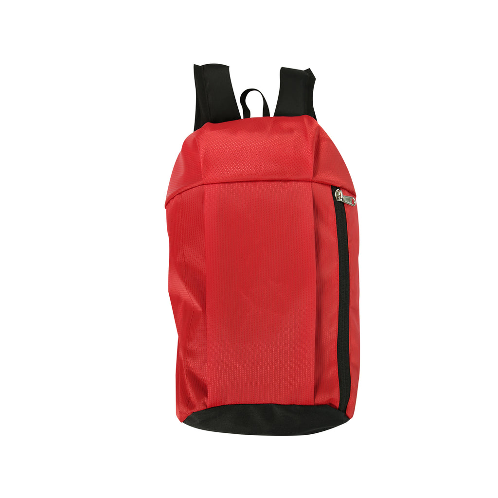 Casual Unisex Backpack Red