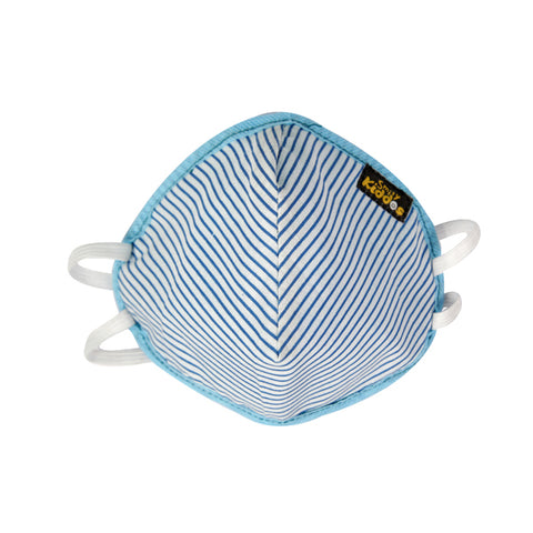 PACK OF 20 REUSABLE ROUND COTTON MASK