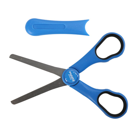 Image of Fancy Scissors Blue