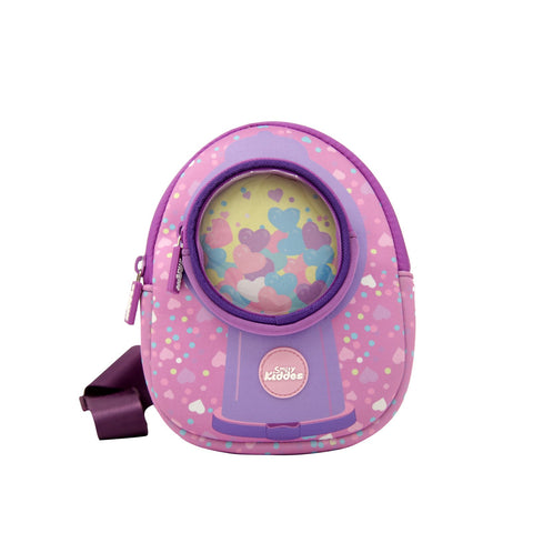 Smily Candy Go Out Bag Purple