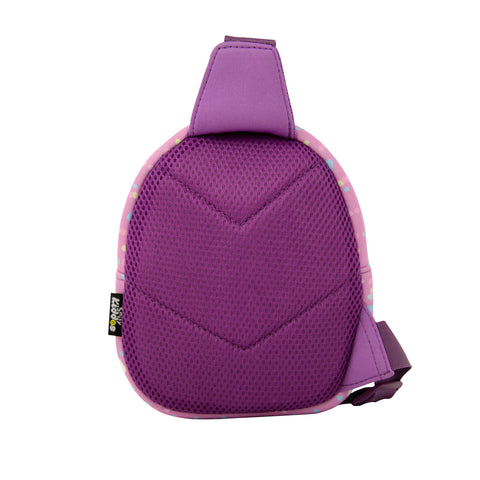 Image of Smily Candy Go Out Bag Purple