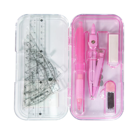 Image of Smily Compass Set - Pink
