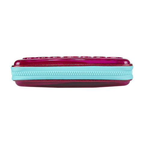 Smily PVC Pencil Case Pink