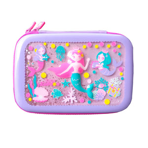 Smily Sparkle Pencil Case - Mermaid Theme