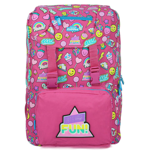 Image of Smily Fancy Backpack (Pink)