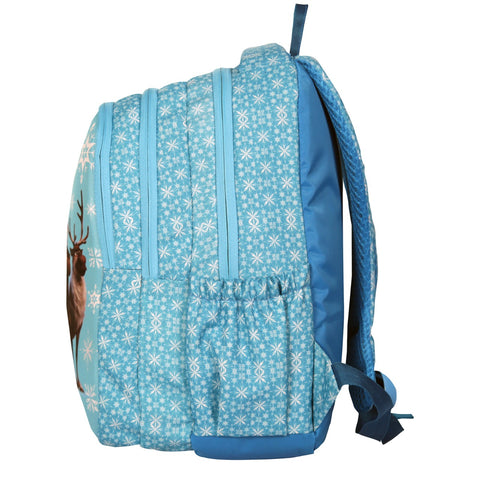 Licensed Frozen 2 Junior Backpack Light Blue