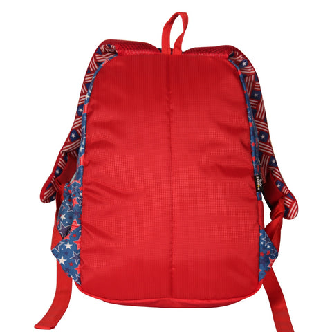American Hero Blue Backpack