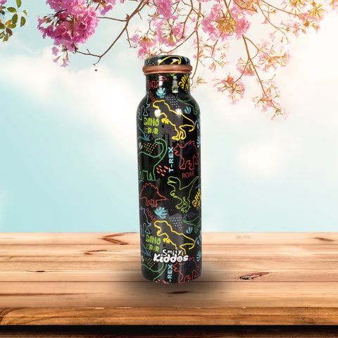 Image of Dare Dino Copper Water Bottle