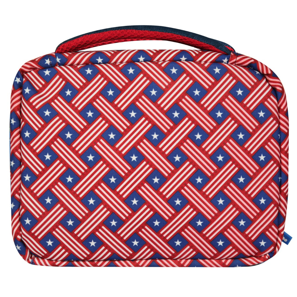 Smily Multi Compartment Lunch Bag American Hero Theme