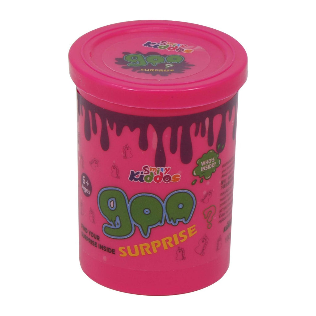 Smily Kiddos Smily Surprise Goo Pink