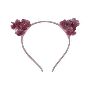 Smily Kiddos Shiny Fancy Floral Hair Band