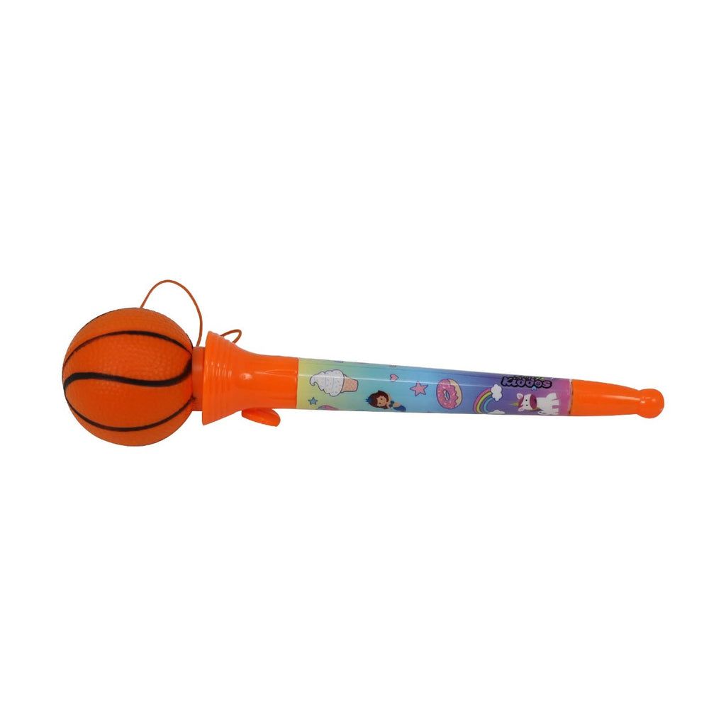 Smily Kiddos Basketball Pop Orange Pen