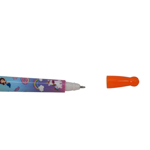Image of Smily Kiddos Basketball Pop Orange Pen