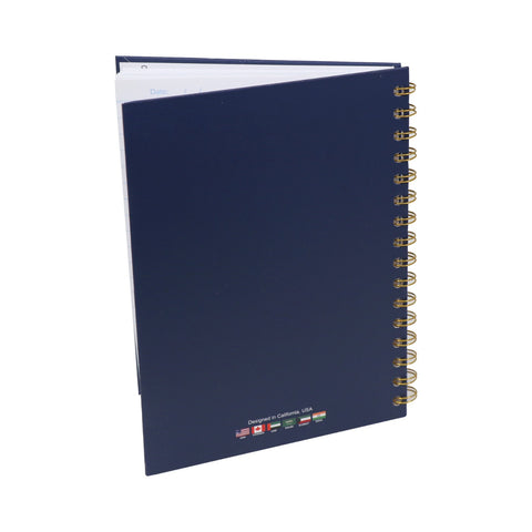 Image of Spiral Notebook - Unicorn