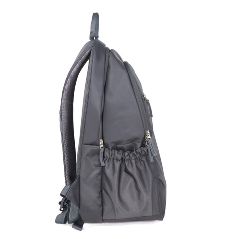 Mike Casual Laptop Bag - Grey
