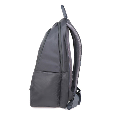 Mike Casual Laptop Bag - Black