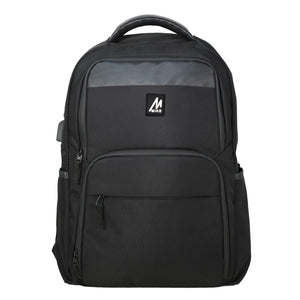 Mike Phantom Laptop Backpack - Black