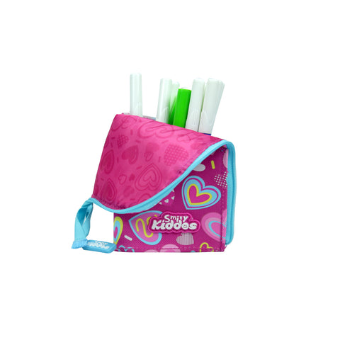 Image of Smily Pen Holder Case (Pink)