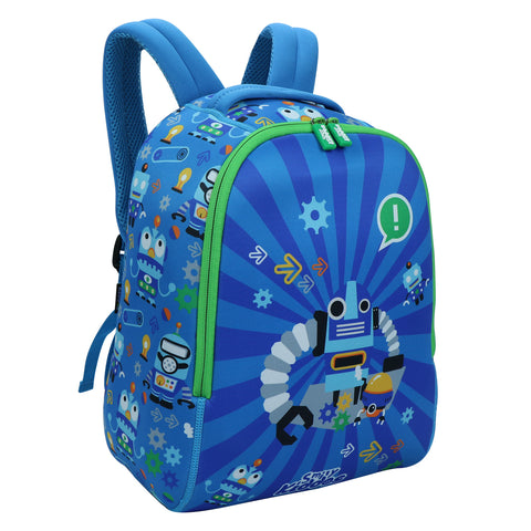 Image of Smily Junior Backpack (Blue)