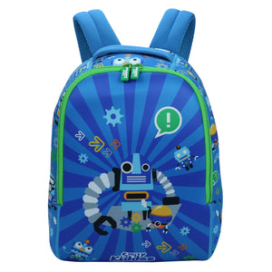 Smily Junior Backpack Blue