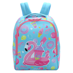 Smily Junior Backpack (Light Blue)