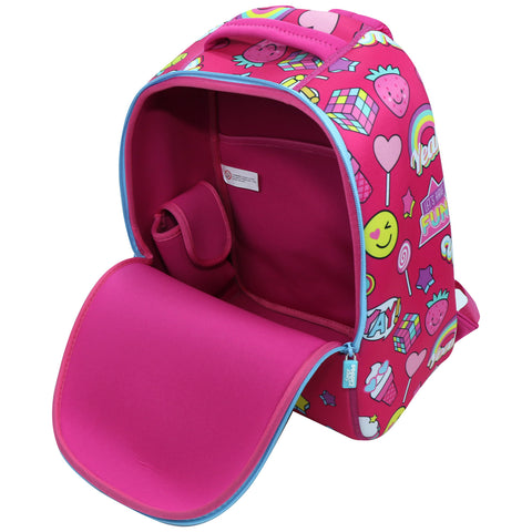 Smily Junior Backpack Pink