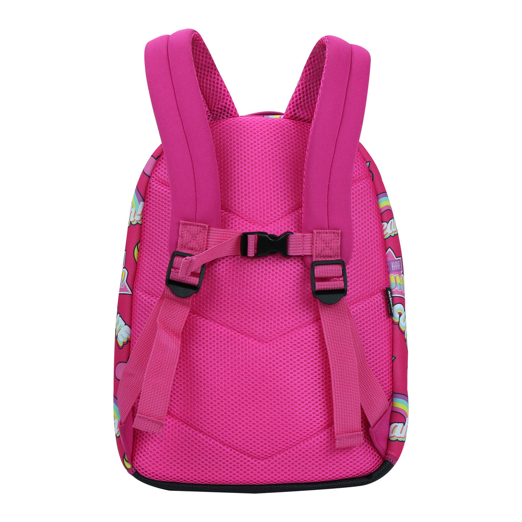 Smily Junior Backpack (Pink)