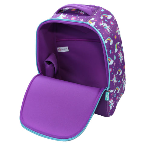 Smily Junior Backpack (Purple)