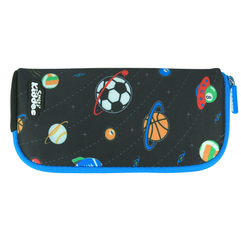 Image of Smily Mini Pencil Pouch Black