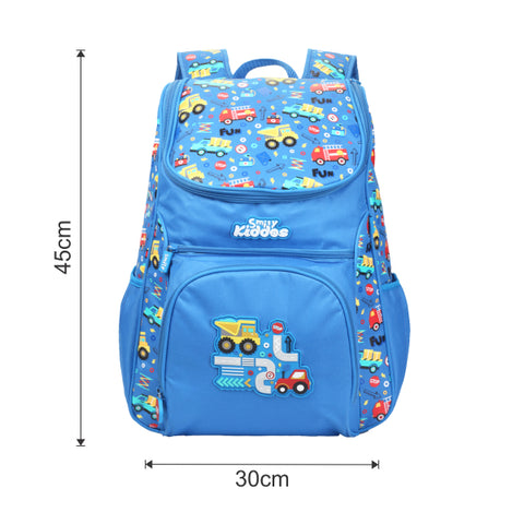 Image of Smily U Shape Backpack Blue