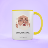 Jeremy Is Two Toned Mug