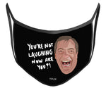Farage Cheeky Face Mask (High Quality and Washable!)