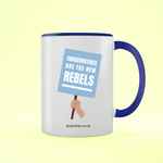 New Rebels Two Toned Mug