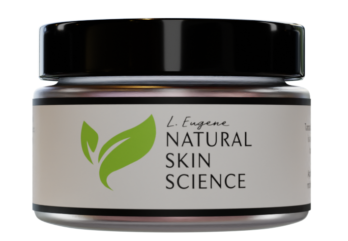 Exfoliating, Age Fighting Tamanu Honey Mask, L Eugene Natural Skin Science