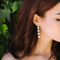 Margaret Elizabeth  - The Loupe  Earrings  - 2