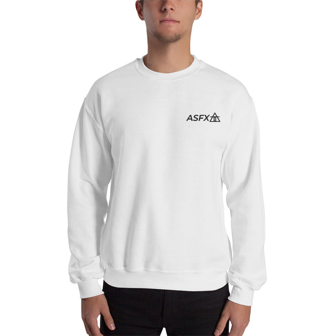 Crewneck Embroidered Sweatshirt
