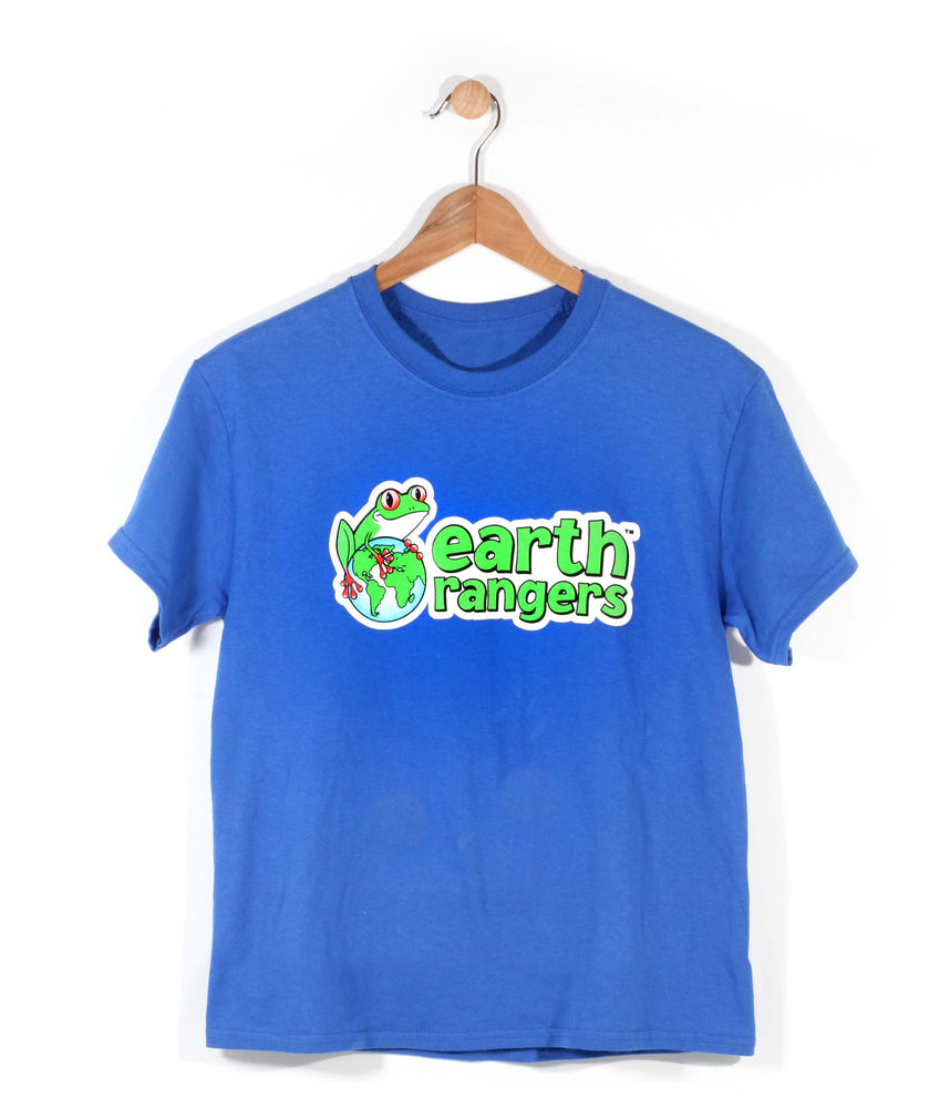 Earth Rangers Adult T-Shirt